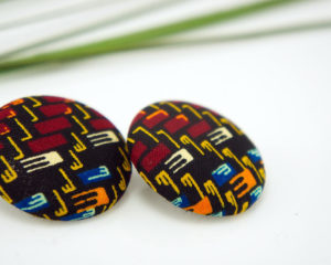 ketepa button earrings