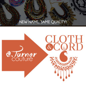 cloth and cord logo
