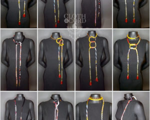 wrap necklace options