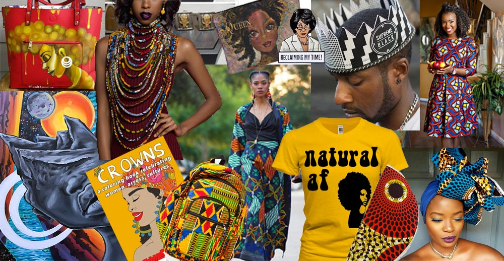 25 Ways to Wear and Celebrate your Black Pride