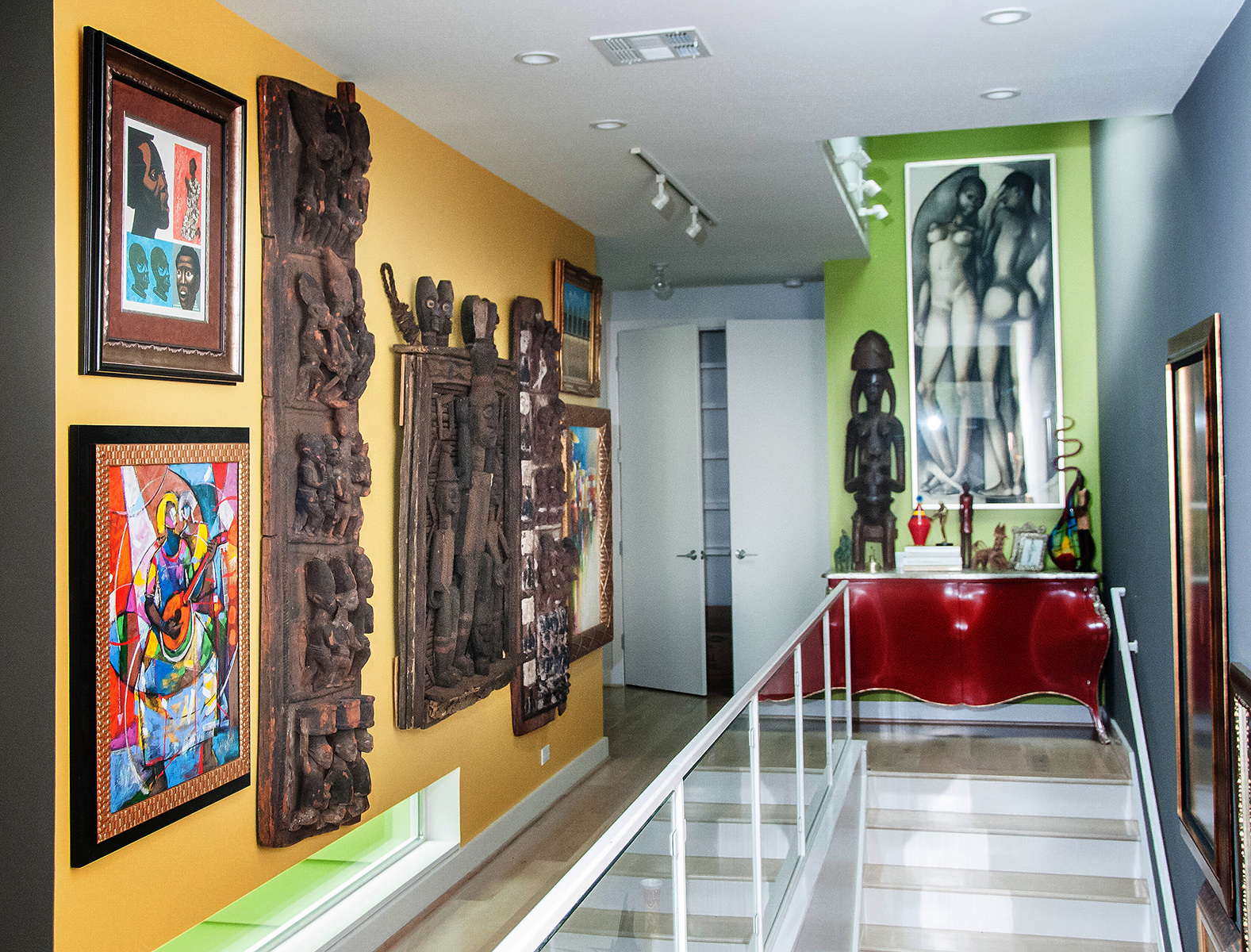 black art gallery houston