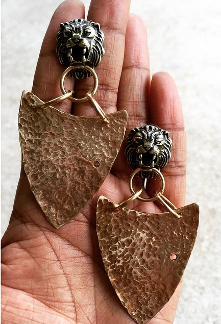 african metal jewelry